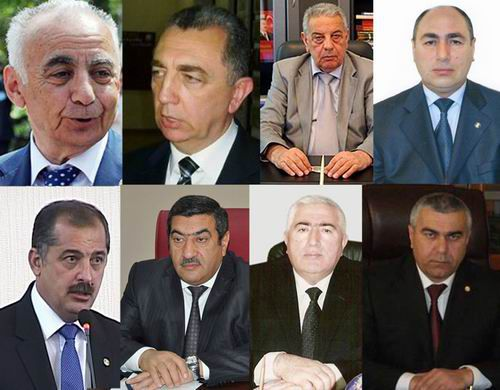 """Büdcəni talayan başçıların şok siyahısı - """"Gündəm-xəbər""""də..."""