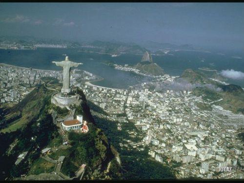 Rio-de-Janeyro İsa Məsih Abidəsi