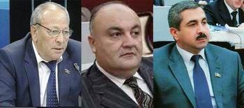 İki deputat və bir sabiq parlamentar haqda şok iddialar