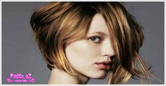 ♥Qısa saçlar üçün♥