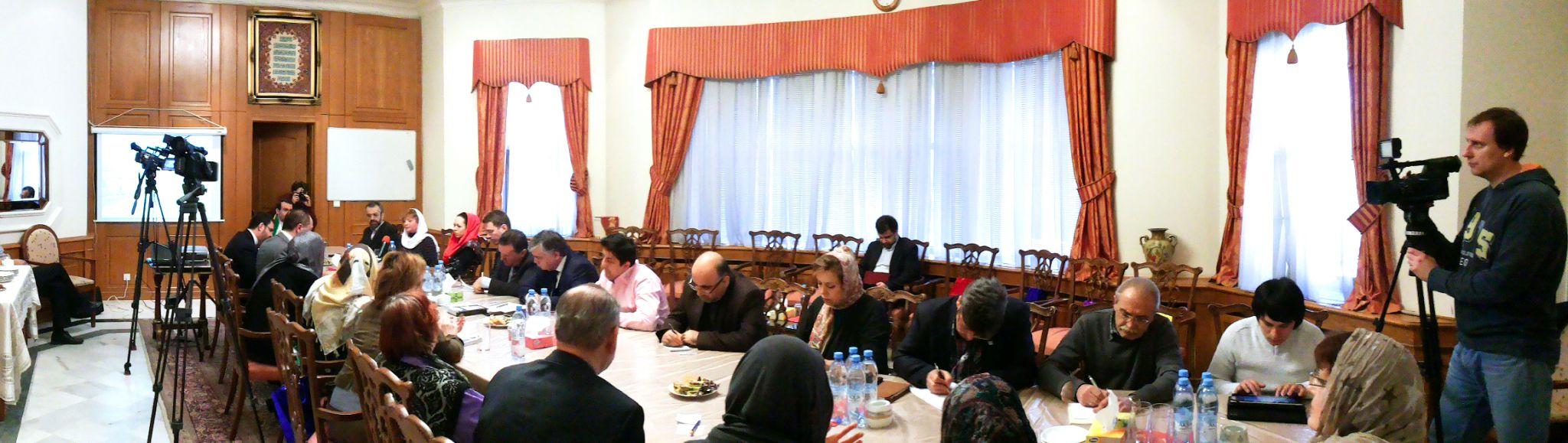 Azeri Sahar Tv | Российско Иранские туристическая отношения |
