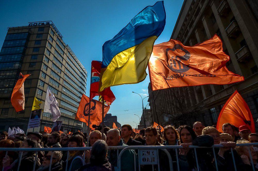Azeri Sahar Tv | Митинг в защиту свободы слова |