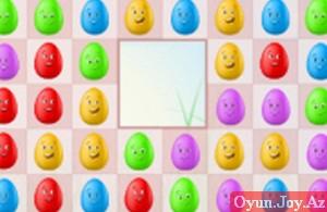 Rəngli Yumurta Qırma