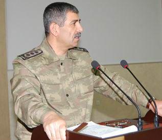 Zakir Həsənov general Beydullayevi də bitirir