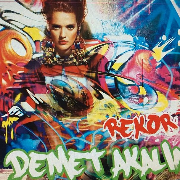 Demet Akalın - Rekor '2014 Albom
