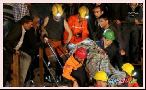 Soma'da Kömür Mədəni Faciəsi