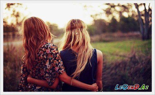 Unudulmaz dostluğumuza
