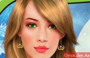 Hilary Duff Makyaj