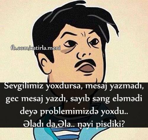 Fəlakətim Mənim ❤