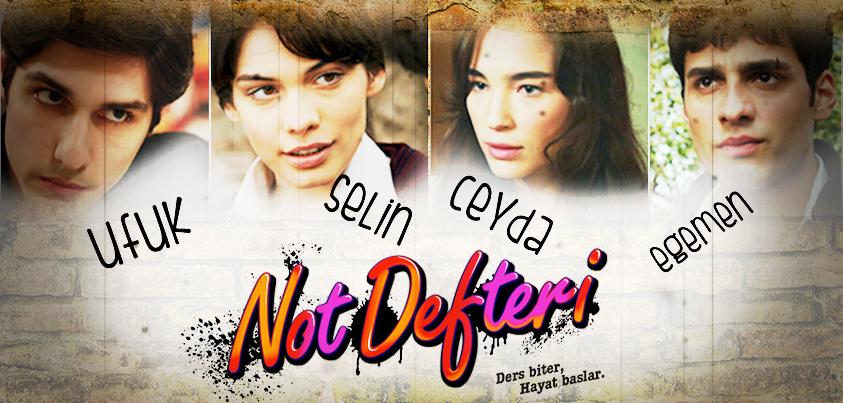 Not Defteri ❤