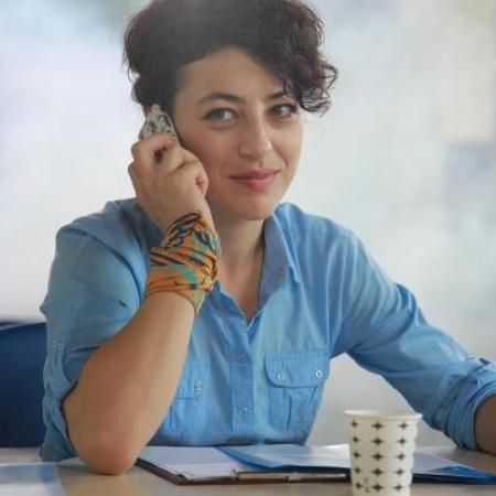 Nisa Yazıçı(Nergis Öztürk)