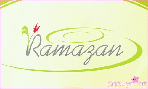 Ramazan ayının təqvimi