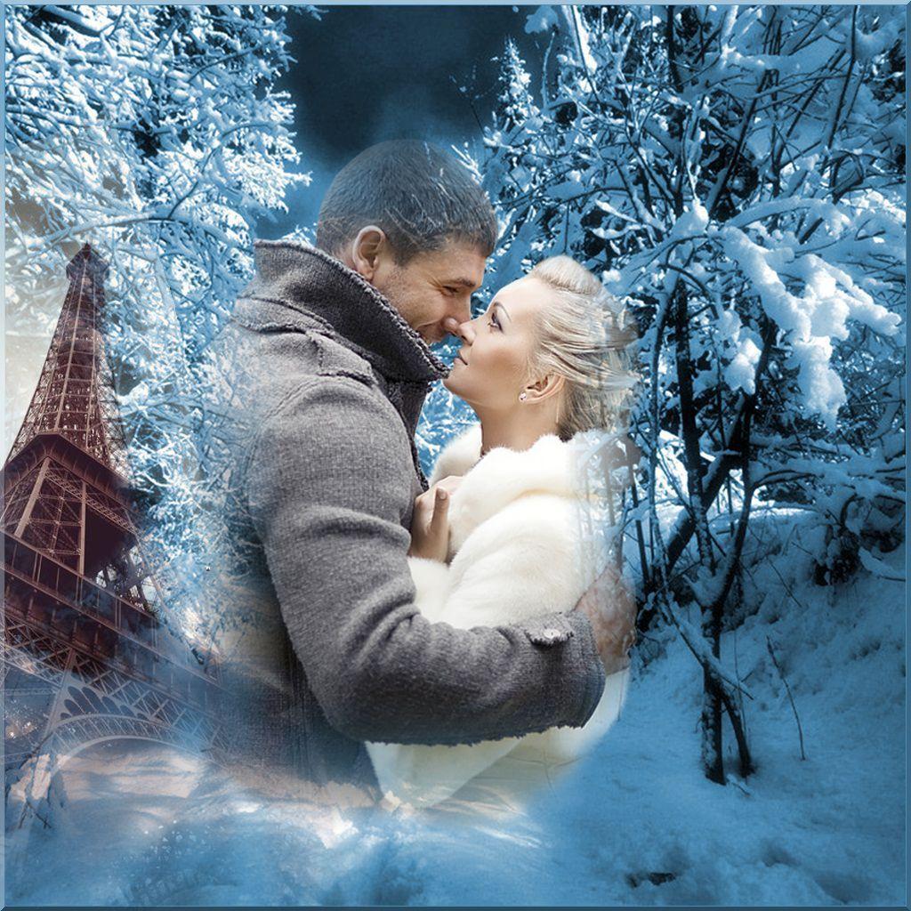 Зимушка, зима..... 1448566130