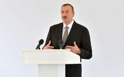 Əliyev Avropaya mesaj verdi