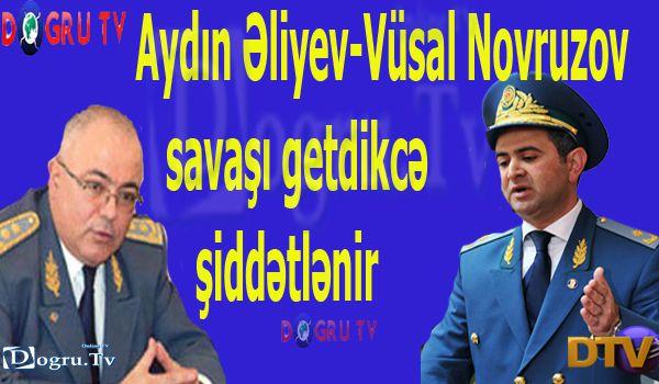 Aydın Əliyev-Vüsal Novruzov savaşı getdikcə şiddətlənir