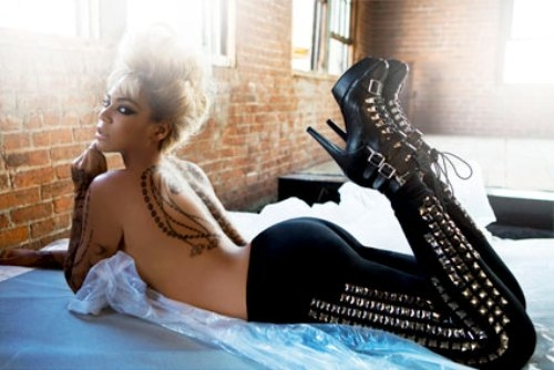 Sosial medianın ulduzu Beyonce