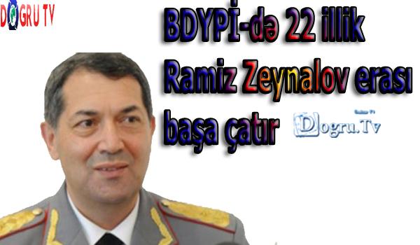 BDYPİ-də 22 illik Ramiz Zeynalov erası başa çatır - rəisi kimlər əvəz edə bilər?