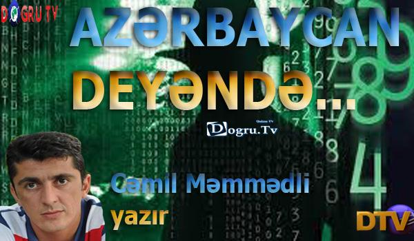 Azərbaycan deyəndə...