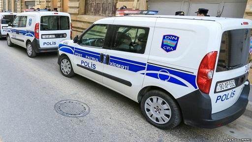 'Polis bölməsində sürüyüb çölə atdılar'
