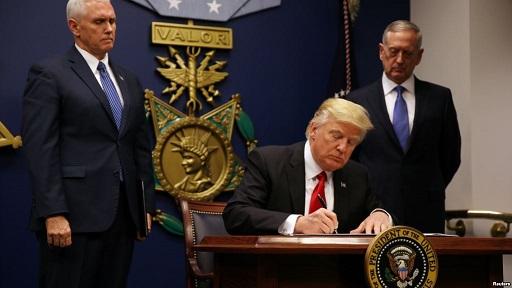 Trump administrasiyası səyahət qadağasından əl çəkmir
