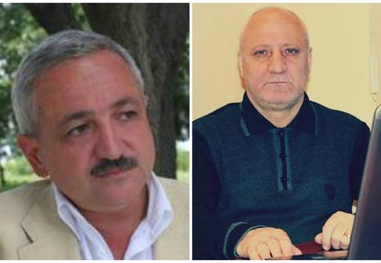 Vaqif Mustafayev Baş redaktorun