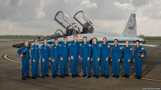NASA Aya və Marsa uçacaq ilk 12 astronavtı təqdim edib