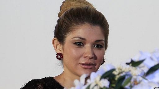 Keçmiş prezidentin qızı Gulnara Karimova saxlanıb