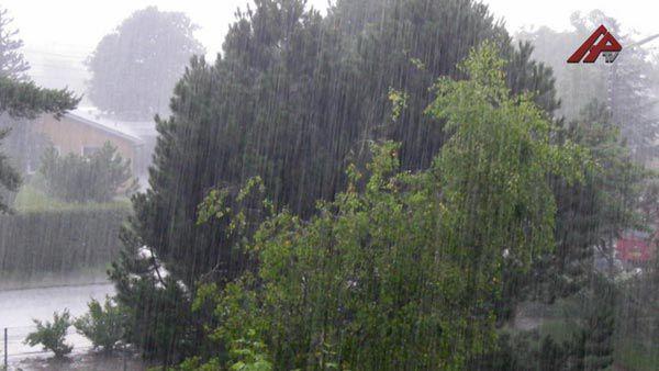 Rayonlarda yağış yağacaq -  Sabah Hava