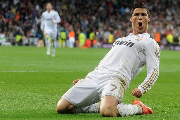 Ronaldodan daha bir rekord