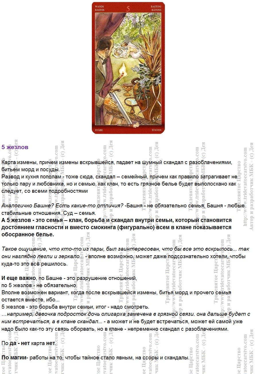 Таро Магия Наслаждений. Трактовки, значение карт от Деи. Таро и секс. - Тридевятое Царство