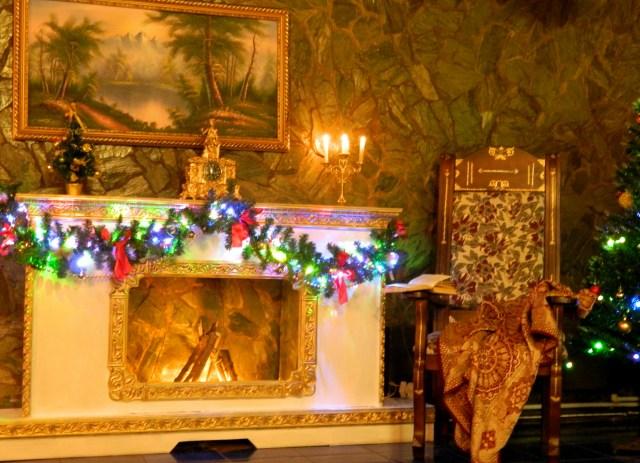Рождественский камин - Тридевятое Царство