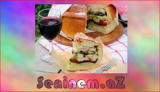 Piknik çörəyi (foto-resept)