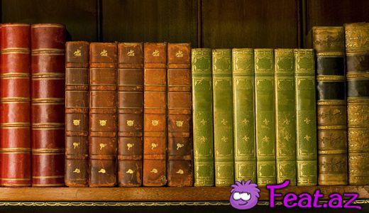 Dünyanın ən Bahalı kitabları