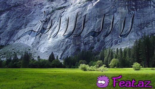 Dağlar mismar kimi yer kürəsini saxlayır