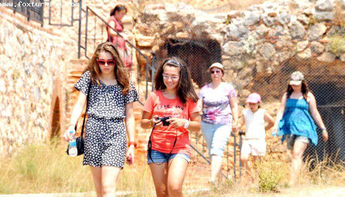 Turistlərin ən çox getdiyi 3 ölkə