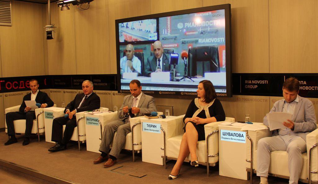 Azeri Sahar Tv | РОССИЙСКО-АЗЕРБАЙДЖАНСКИЕ ОТНОШЕНИЯ: КУРС НА УКРЕПЛЕНИЕ |