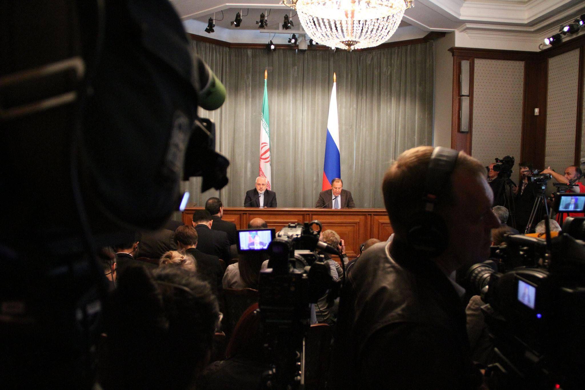 Azeri Sahar Tv | Пресс-конференция по итогам переговоров Сергея Лаврова и главы МИД Ирана |
