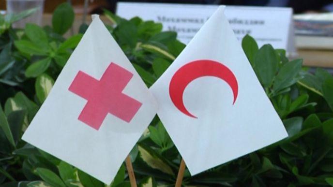 Azeri Sahar Tv | Встреча с Российского Красного Креста и Красного Полумесяца Ирана |