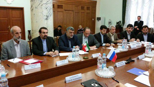 Azeri Sahar Tv | Встреча министров сельского хозяйства Подмосковья и Исламской Республики Иран |