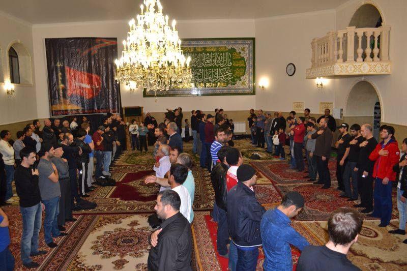 Azeri Sahar Tv | Траурное собрание 8-го мухаррама в г.Махачкала |