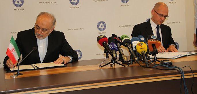 Azeri Sahar Tv | Визит в Москву руководителя Организации по атомной энергии Ирана |