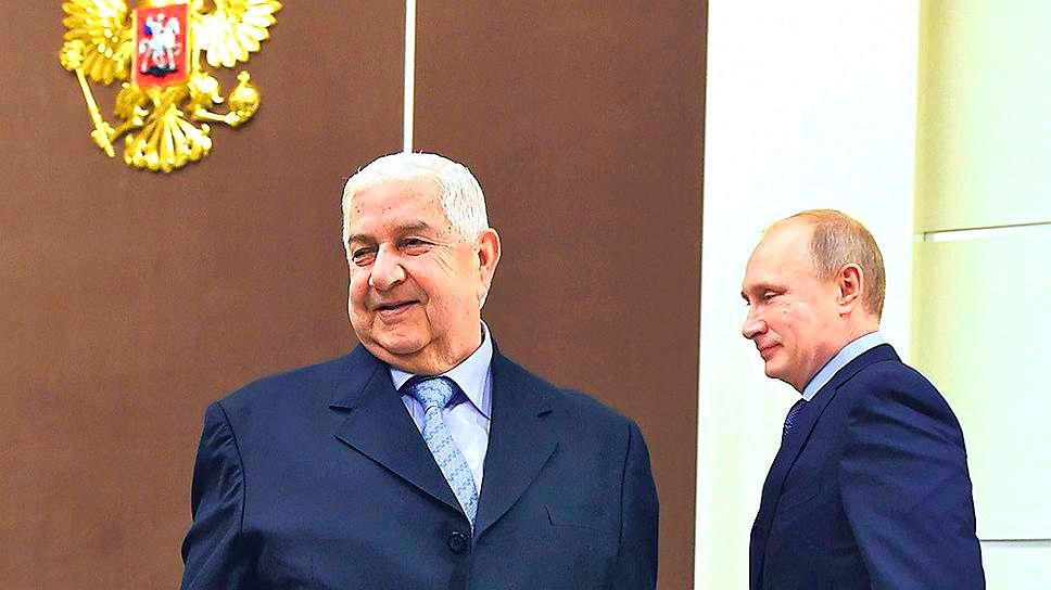 Azeri Sahar Tv | Глава сирийского МИДа посетил Россию |