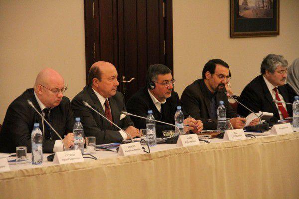 Azeri Sahar Tv | Конференция «Ирано-российское стратегическое партнерство» |