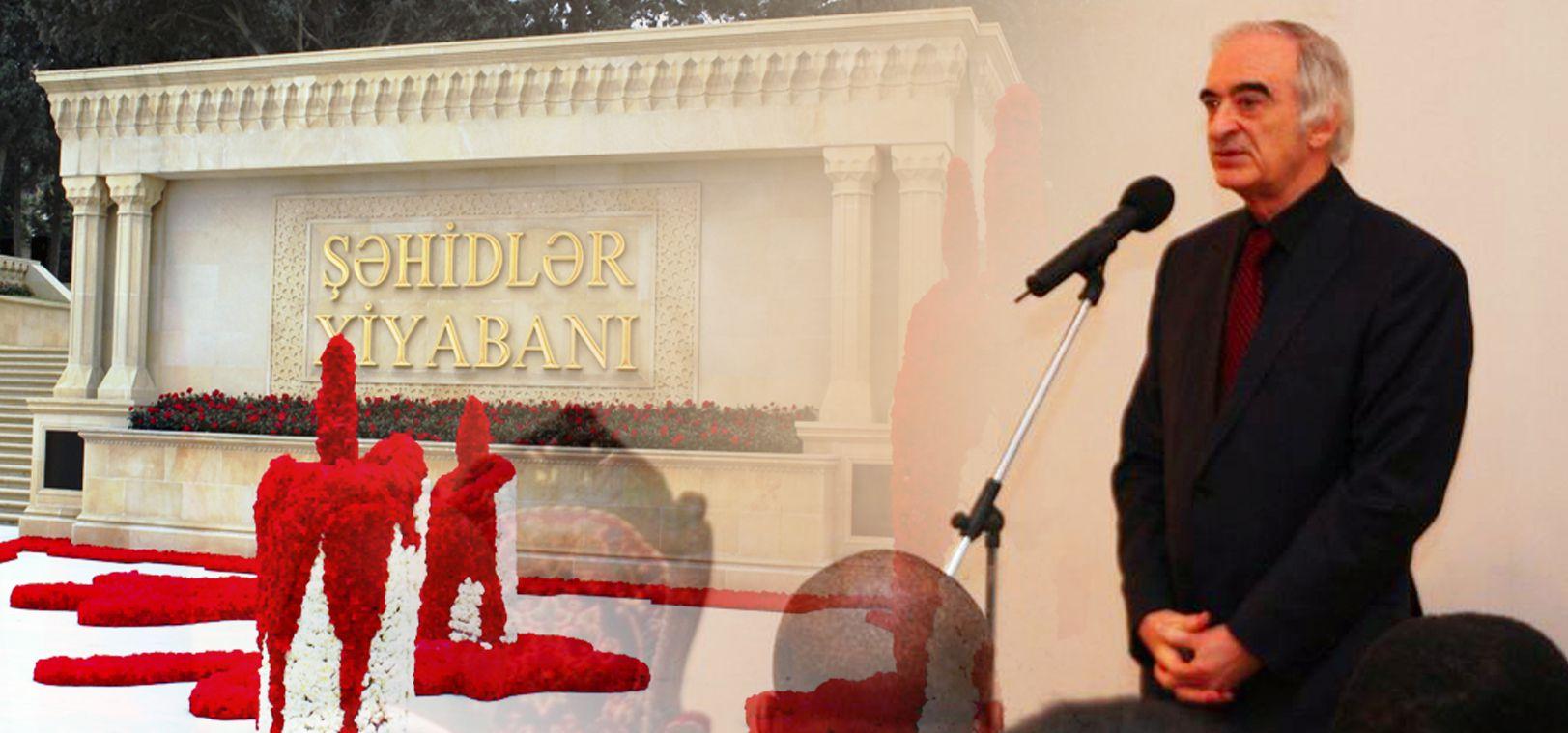Azeri Sahar Tv | В Москве почтили память жертв трагедии 20 января |