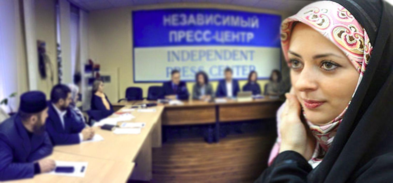 Azeri Sahar Tv | Правительство Республики Мордовия против платков в школе: пресс-конференция |