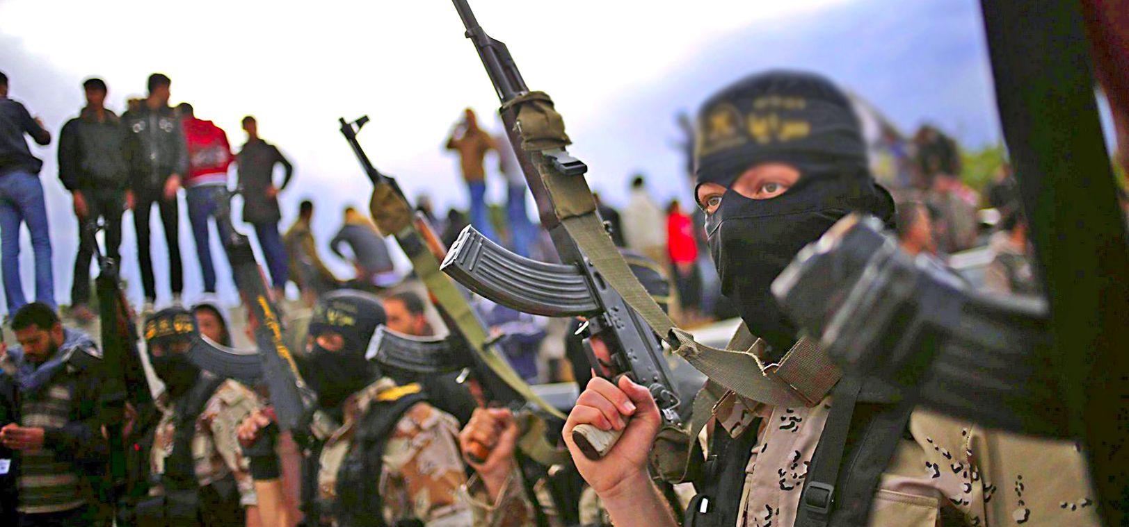 Azeri Sahar Tv | Исламское государство
