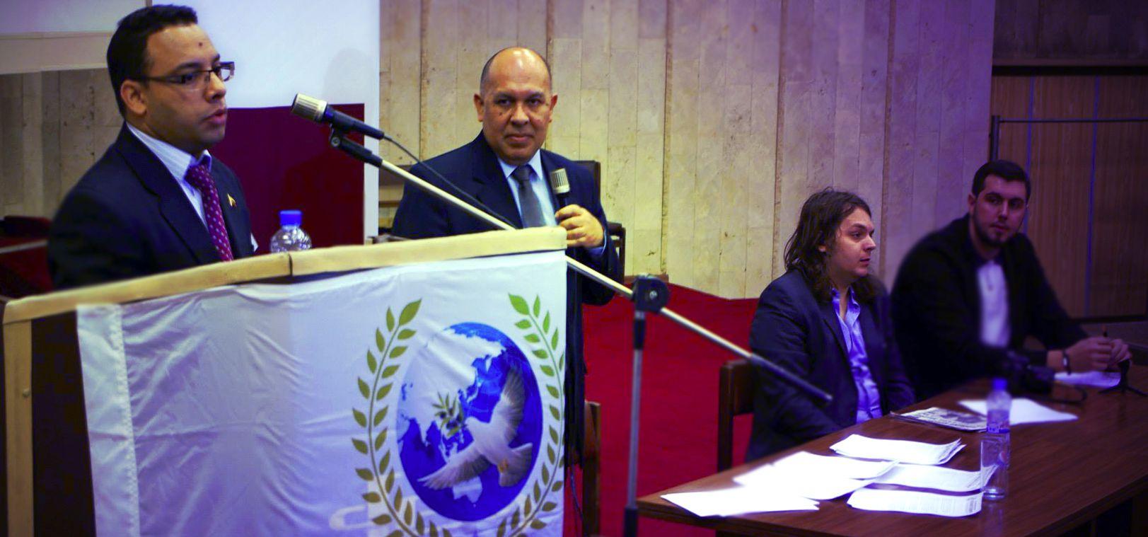 Azeri Sahar Tv | Экспертная дискуссия: «Развитие гражданского общества в России и США» |