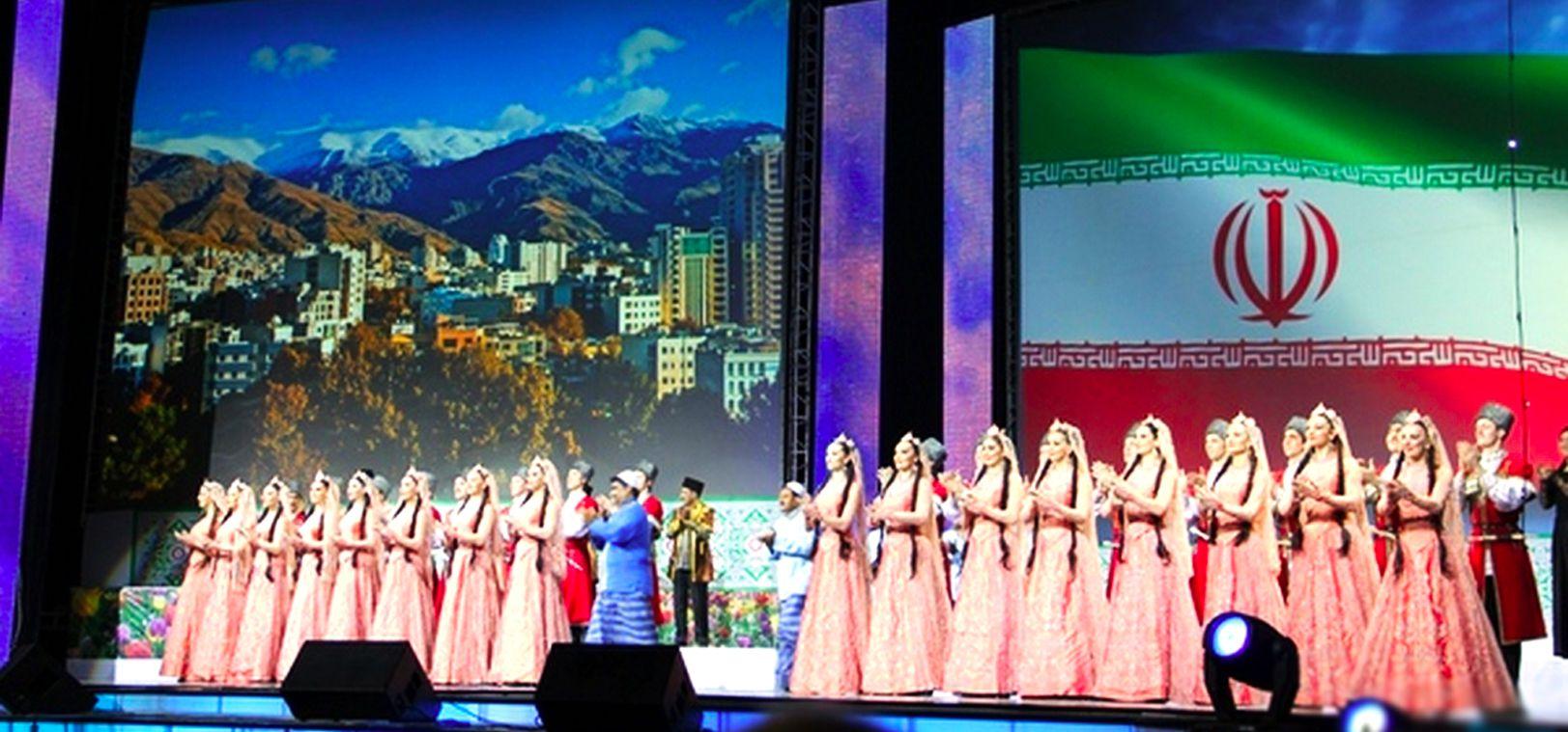 Azeri Sahar Tv | Праздник Навруз 2015 в Москве |