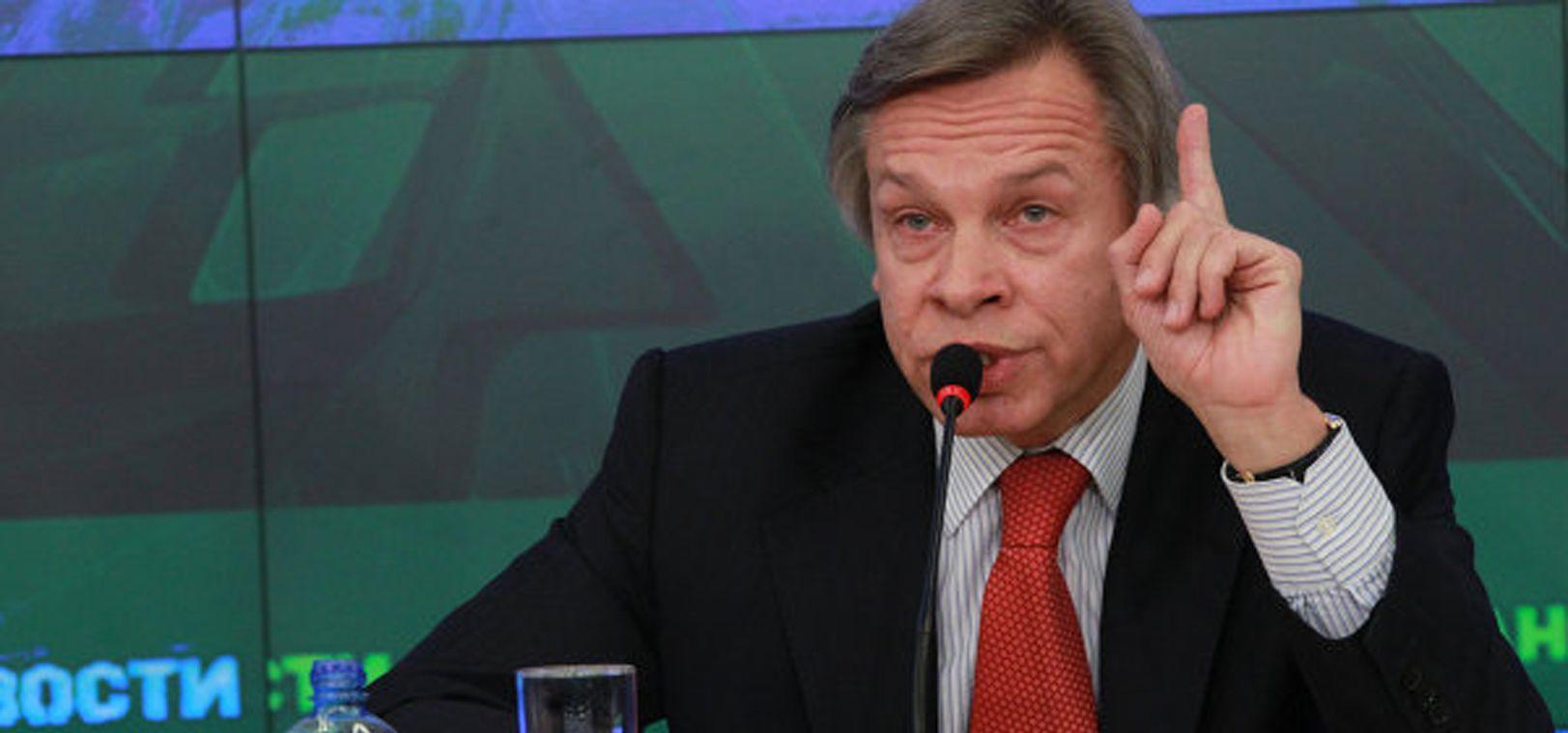 Azeri Sahar Tv | Алексей Пушков : Россия намерена расширить географию парламентских отношений |