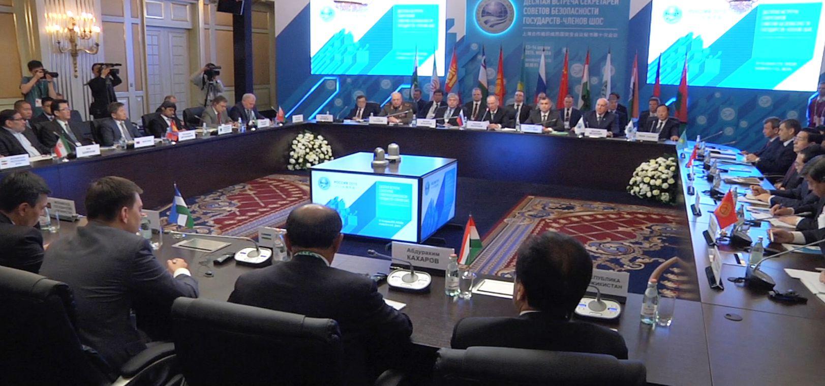Azeri Sahar Tv | В ШОС приветствуют предложения Ирана о борьбе с террористическими формированиями |
